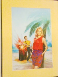 Nancy Drew Files #52: Nancy Drew Files #58: HOT PURSUIT, ©1991. Artist: Tom Galasinski, ©1991.