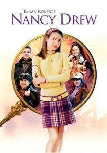 Emma Roberts as Nancy Drew