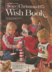 Sears Wish Book 1975