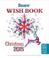 Sears Wish Book 2015